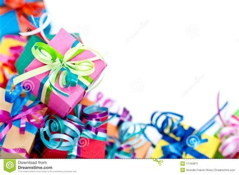 Colorful gifts box stock image. Image of gift, container
