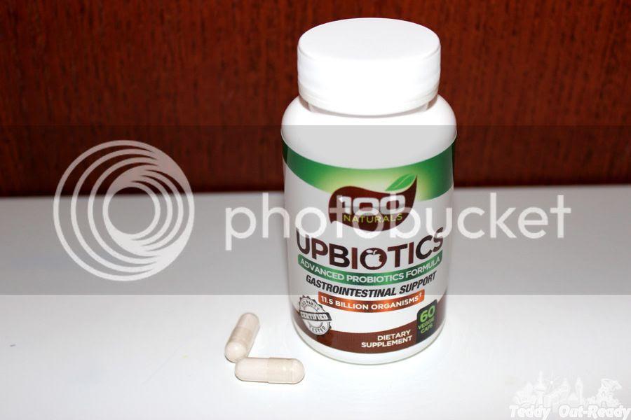 100Naturals UpBiotics Advanced Probiotics