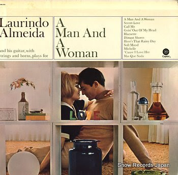 ALMEIDA, LAURINDO man and a woman, a