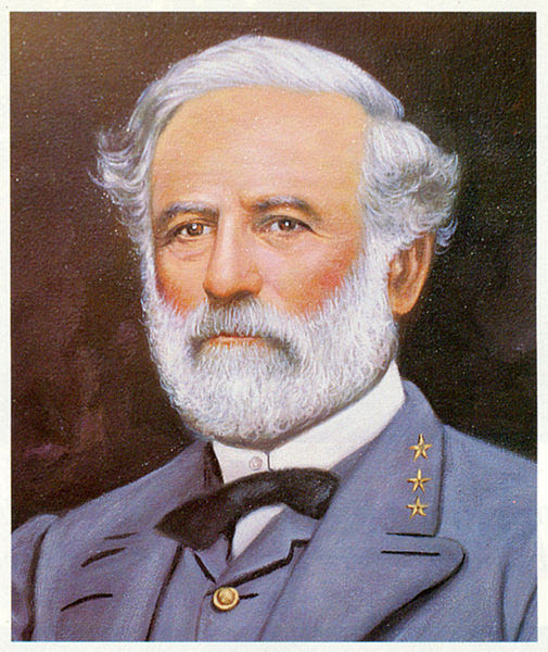 robert e lee. Lee was a very coveted general