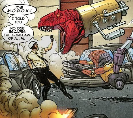 from AvX #0, by Bendis, Aaron, Cho and Keith