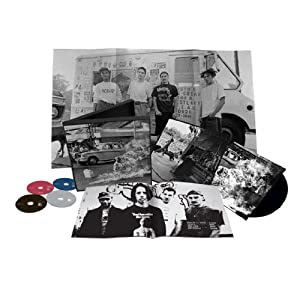 Rage Against the Machine - XX (20th Anniversary Edition Deluxe Box Set) (2 CD/ 2 DVD/ 1 LP)