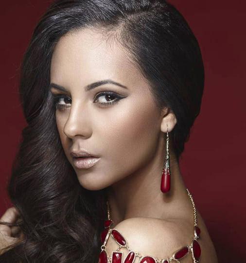 Miss Afrique du Sud 2013 Marilyn Ramos