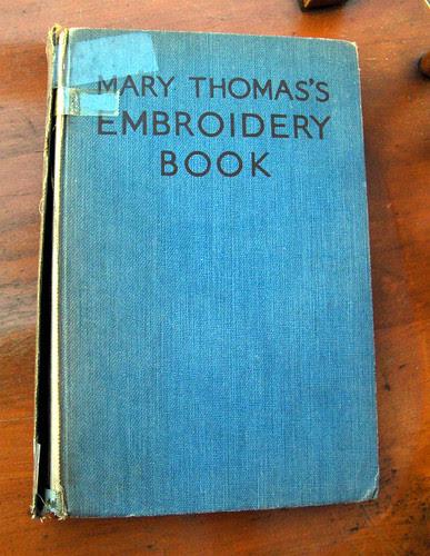 Mary Thomas Cover