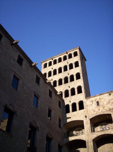 Torre de Martí l'Humà por Marc Bosch Matas.