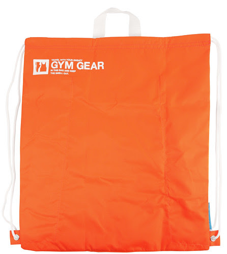 Go Clean Gym Gear (orange)