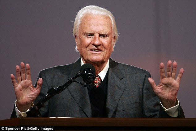 Billy Graham funeral