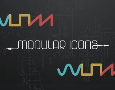 NATIVE INSTRUMENTS - MODULAR ICONS 1.0.1 [3.88GB] [KONTAKT] [WIN/MAC]