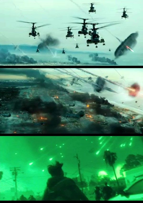 BATTLE: LOS ANGELES.