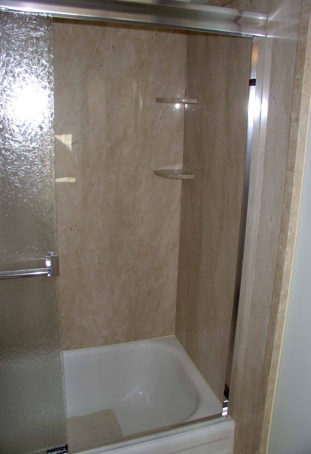 Thin Stone Panels   Shower Surrounds, Interior Walls
