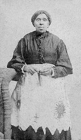 Harriet Powers, slave folk artist.