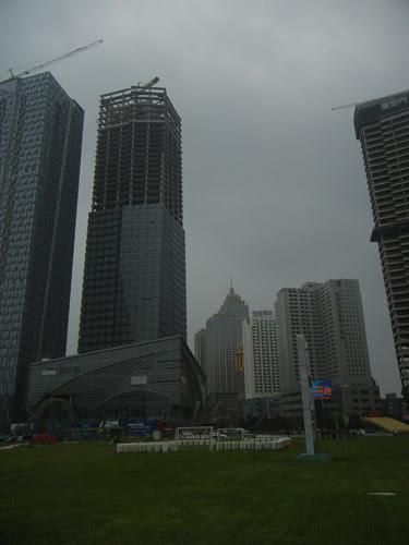 DSCN6168 _ City Library Plaza, Shenyang