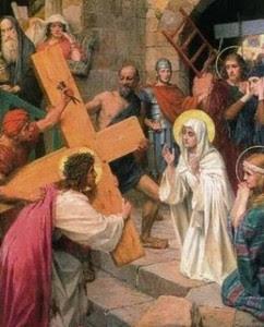 Caminhemos com Jesus Cristo e a sua Mãe Maria Santíssima rumo à Terra Prometida.