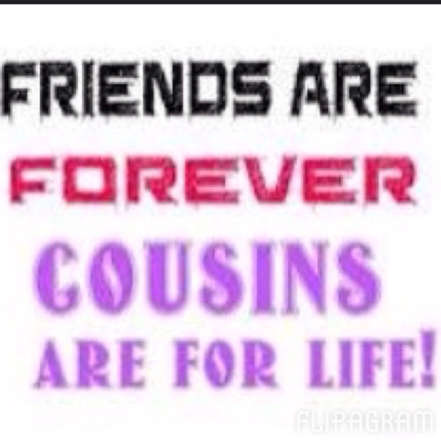 Quotes About Sister And Cousin 41 Quotes