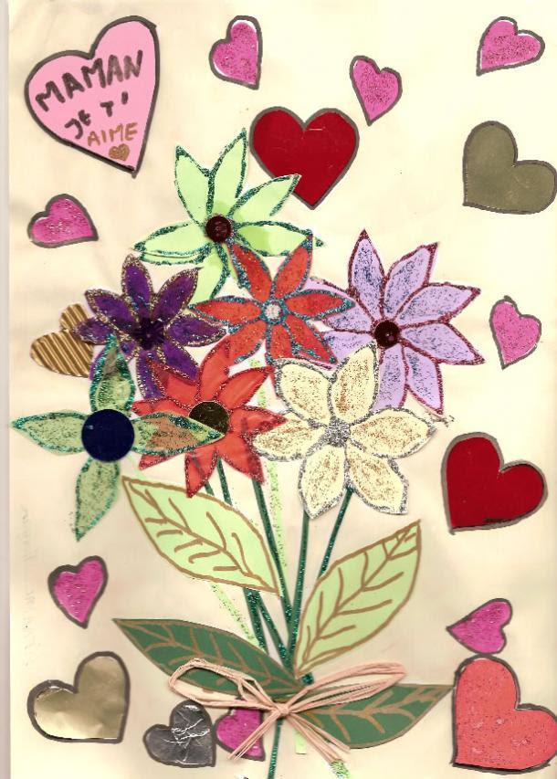Dibujos Dia De La Madre Para Imprimir 72 Dibujos Infantiles Para