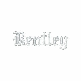 Bentley Embroidered Shirt embroideredshirt