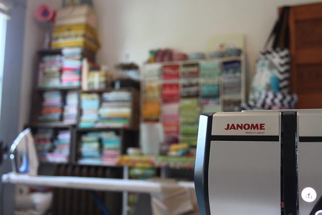 My Janome!