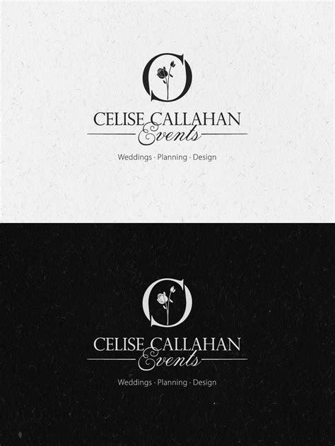 Modern, Elegant, Wedding Logo Design for Celise Callahan
