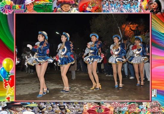 Fotos Carnaval 2013 - 2da. Parte