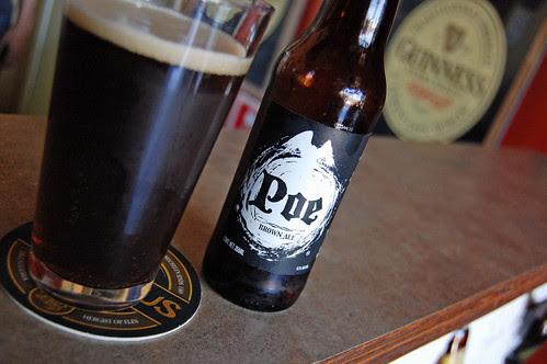 Poe Beer - Beer Box Tijuana
