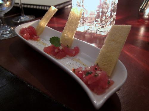 Chef's Tasting Menu at XIV