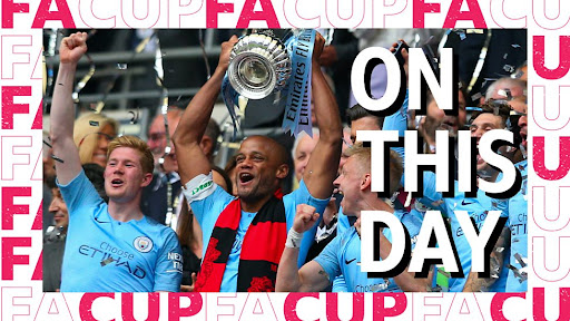 Avatar of Watch: When Man City hit Watford for six to win FA Cup