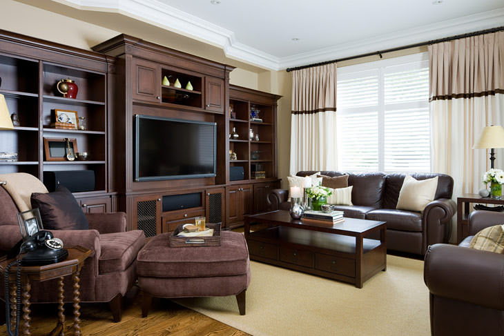 30 Elegant American Style Living Room Designs From Jane Lockhart 4betterhome