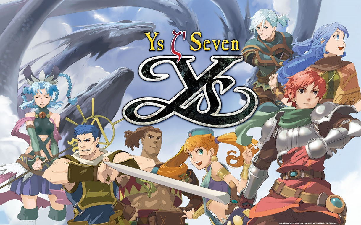 Ys Seven travels to PC on August 30 screenshot