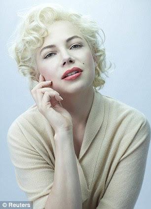 Você espera as idades para uma Marilyn para vir: O McCoy real e Michelle Williams no filme atual