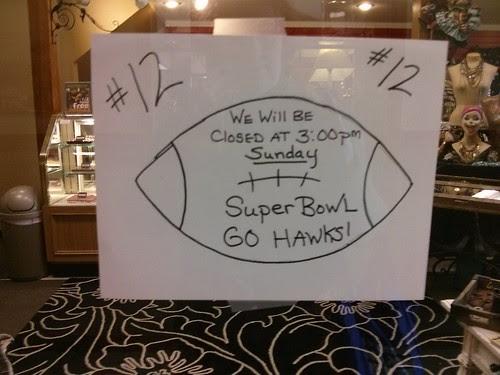 Super Bowl Sunday