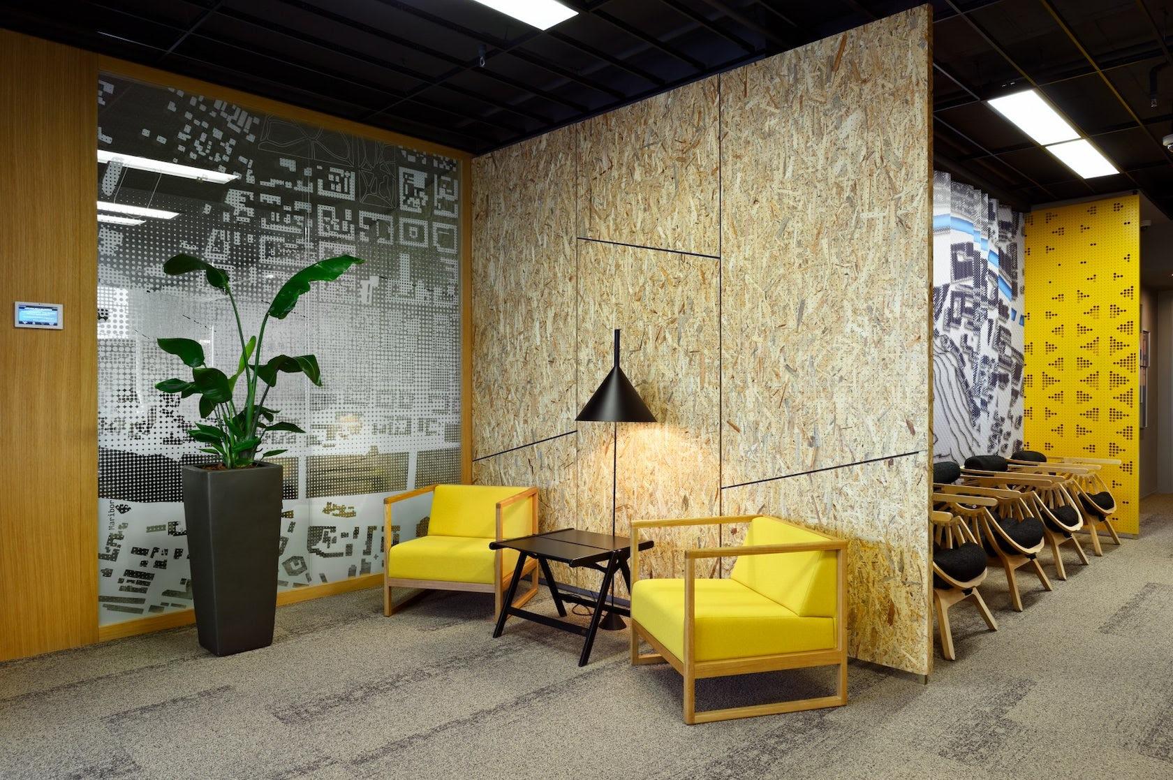 Microsoft Interior Office Design Fluent Design By Superform Architizer
