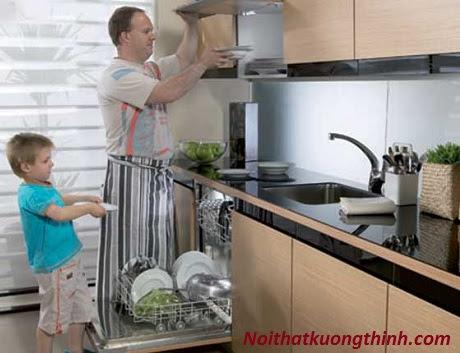 Những lưu ý khi sử dụng máy rửa bát Munchen
