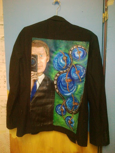 """The Whirling Dervish"" Matthew Listiak's jacket"