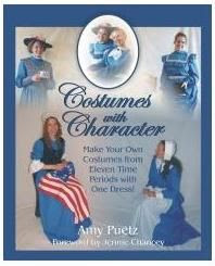 Costumes with Character cover