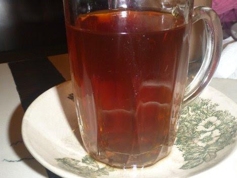 Sweet Tea is very susceptible to diabetes