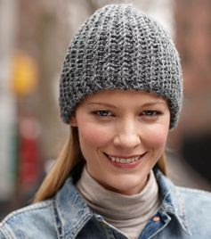 Heartland Simple Tweed Hat