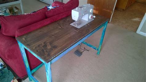 ana white farmhouse table plans