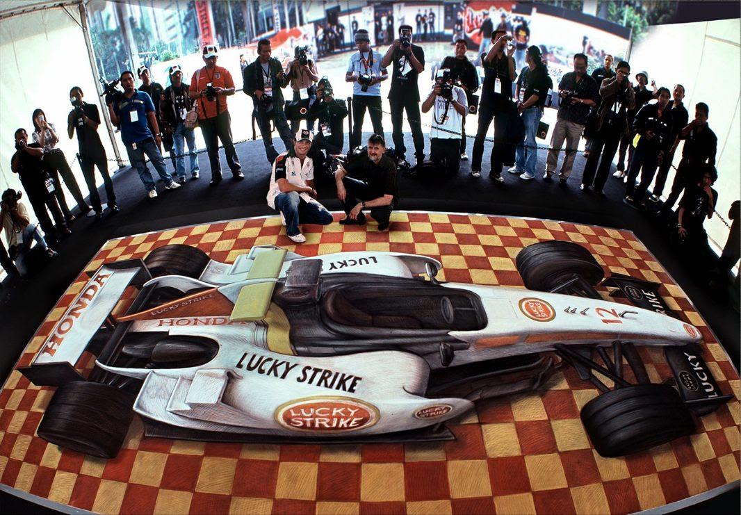 Honda Formula I