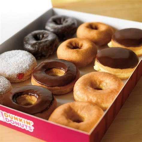 Every Classic Donut From Dunkin Donuts, Ranked