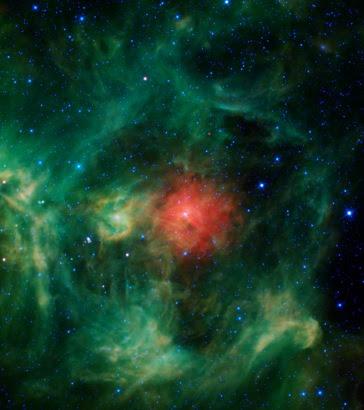 Holiday 'Wreath' Nebula