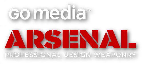Go Media's Design Products - The Arsenal - Go Media ...