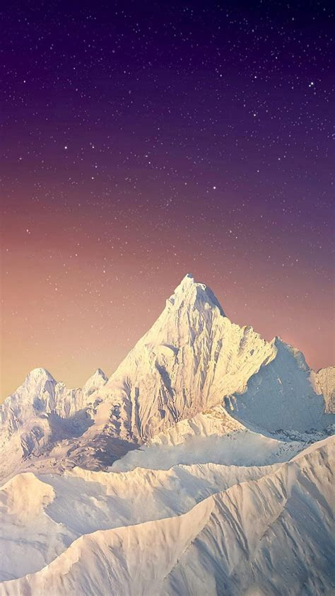 white mountains hd iphone   iphone   wallpaper