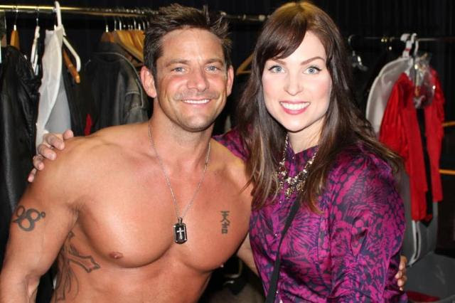 Jeff Timmons Men of the Strip 98 Degrees Mr (1)