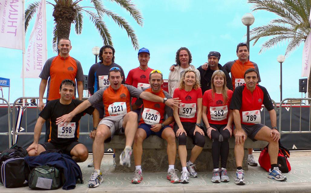 Mitja Marató de Sitges