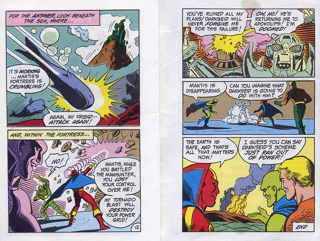 Super Powers - Mantis - 07
