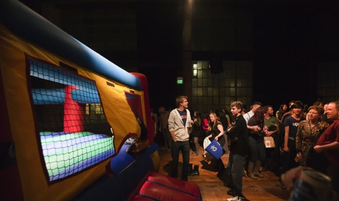 UpOut Launch Party