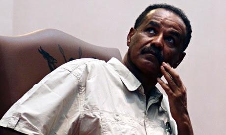 MDG : Eritrea 's President Isaias Afwerki