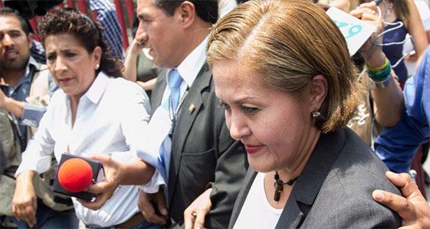 Tras ser exonerada, Eva Cadena vuelve a Congreso de Veracruz