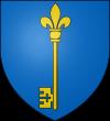 Blason ville fr Saint-Béat (Haute-Garonne).svg