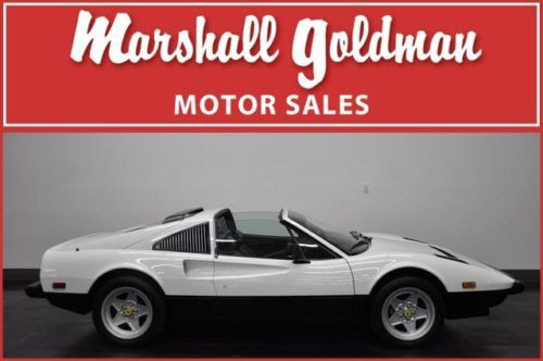 Purchase Used 1985 Ferrari 308 Gts Quattrovalvole Coupe 2